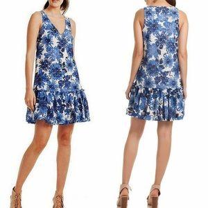 NWT Trina Turk Lace Overlay Dress